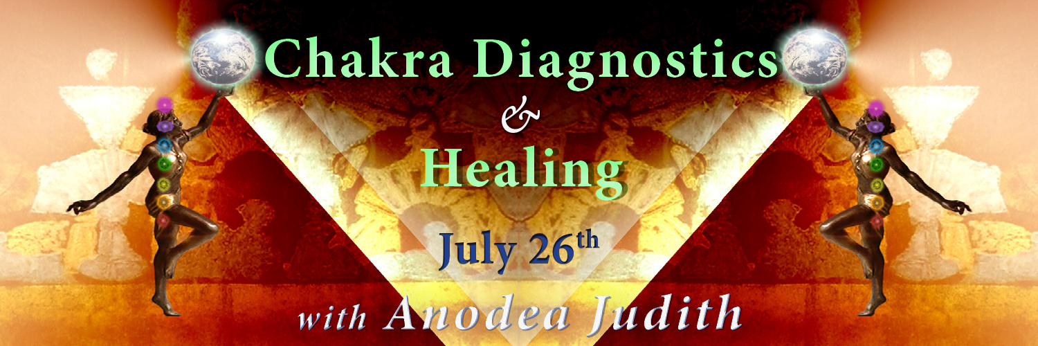 Chakra Diagnostics workshop