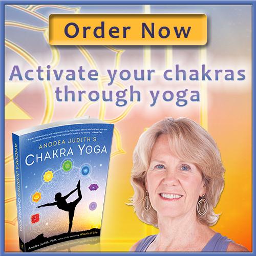 Anodea Judith Chakra Yoga